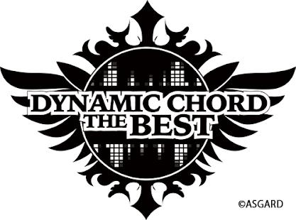 DYNAMIC CHORDベストアルバム 『DYNAMIC CHORD THE BEST』 2019.1.23 Release ¥2500+tax