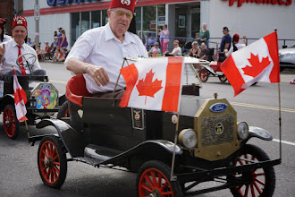Photo: Victoria Day Parade, Woodstock, ON - Sony a6000 with 16-50mm Kit Lens www.artoftheimage.com #VictoriaDay #parade #Woodstock #oxco360 #sony #a6000