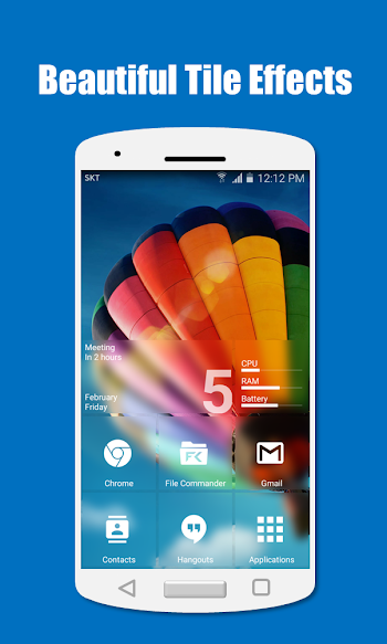 SquareHome 2 Premium - Win 10 style v1.0.13 Apk Miki