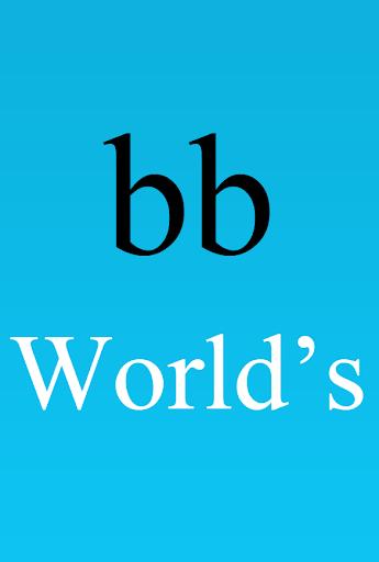 Y8 bb World's New
