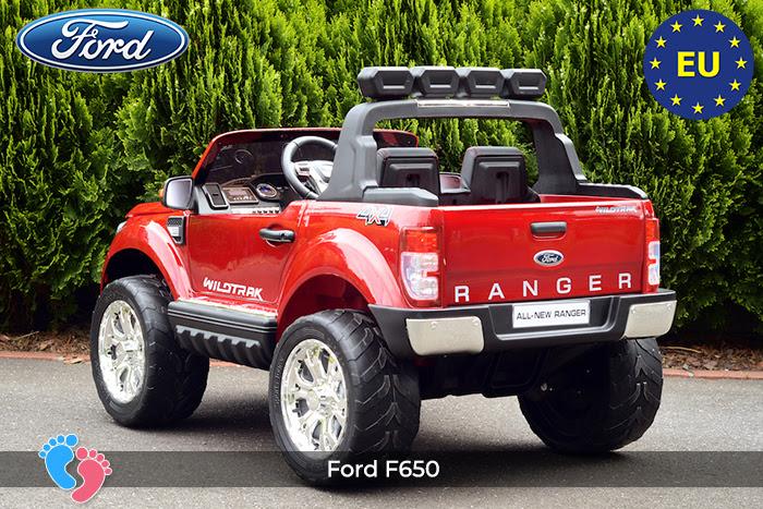 Ô tô điện Ford Ranger DK-F650 25