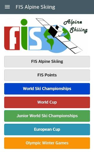 FIS Alpine Skiing
