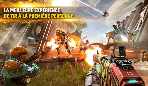 SHADOWGUN LEGENDS - FPS PvP and Coop Shooting Game  captures d'u00e9cran 1