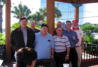 Photo: Ralph Rogers, Bruce Taylor, Tom Allen, Terry Dietz, Early Davis, Terry Gashen, Gary Jackson