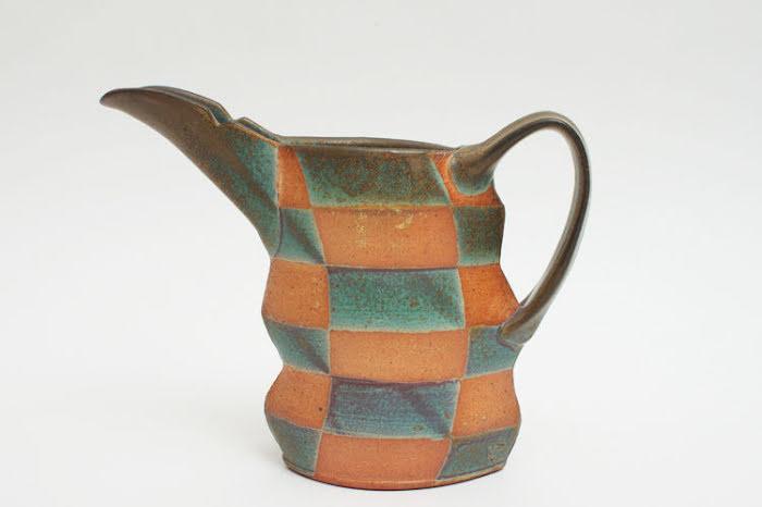 Jeff Oestreich Ceramic Beaked Jug 001