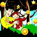Curious Super George : Monkey Adventure Icon