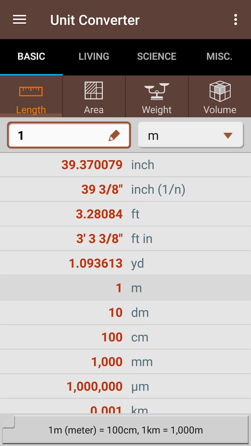 Unit Converter Pro Screenshot
