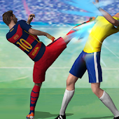 Football Fight Soccer Punch