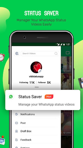VidStatus - Status Video & Video Song & Clip for PC