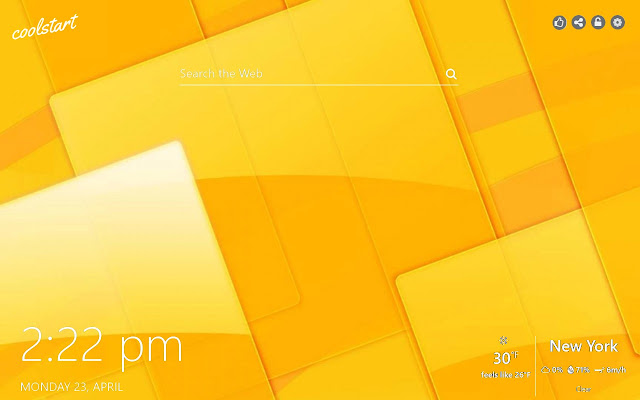 Yellow HD Wallpapers Colors New Tab Theme