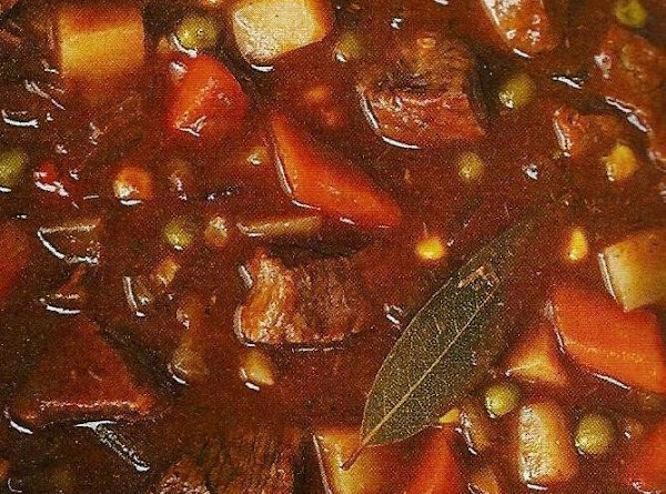 Slow Cooker Stew Recipe