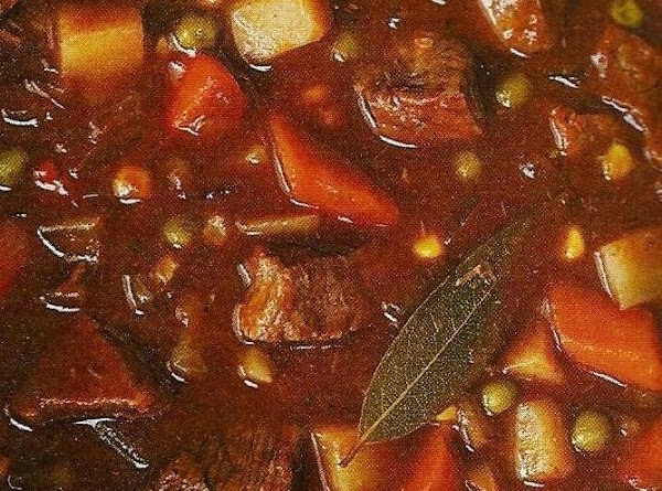 Slow Cooker Stew Recipe