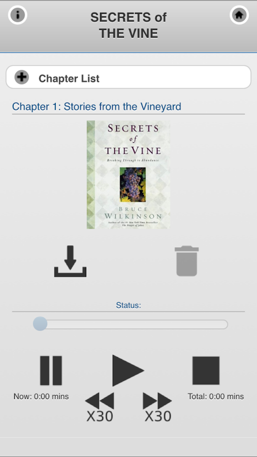 Secrets of the Vine- screenshot