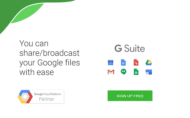 Business Hangouts - G Suite Marketplace