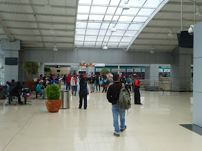 Photo: Quitumbe, Southern bus terminal in Quito