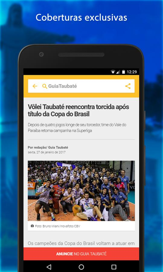 Guia Taubaté- screenshot