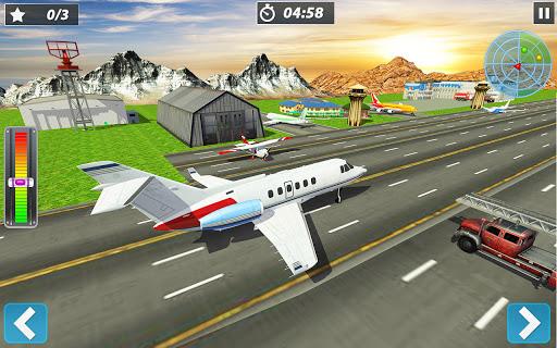Airplane Flight Adventure: Games for Landing screenshots 1