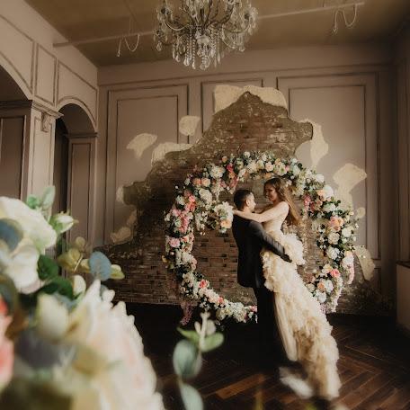 Wedding photographer Anna Samarskaya (NUTA21). Photo of 11.03.2018