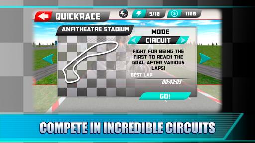 Free motorcycle game - GP 2018 1.2 screenshots 3