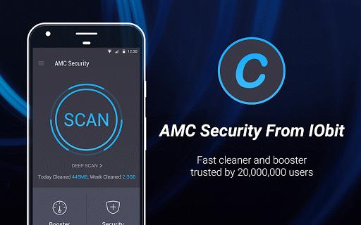AMC Security - Clean & Boost  screenshots 1