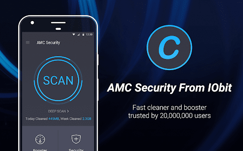 AMC Security - Clean & Boost Screenshot