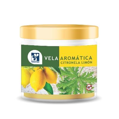 Vela Bipa Aromatica Citronela Repelente De Zancudos