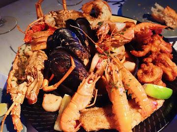 VG The Seafood Bar , Taipei