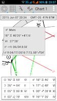 Screenshot of AstroVizor Astrology