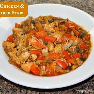 Zesty Chicken and Vegetable Stew