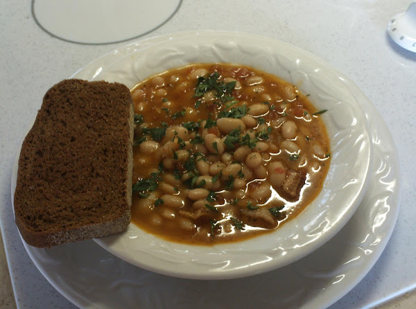 White Bean And Bacon Soup Recipe