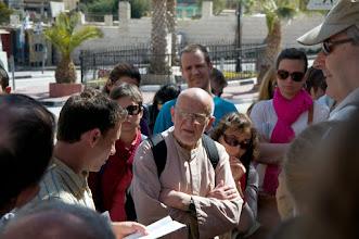 Photo: anastasio in visita a Ebron con un gruppo di israeliani (2011)