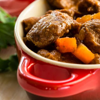 Tilly's Tasty Beef and Carrot Stew For the Crockpot