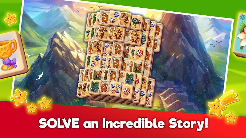 Mahjong Journey: A Tile Match Adventure Quest Screenshot 9