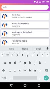 Radio String - náhled