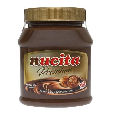 chocolate nucita premium 280 gr