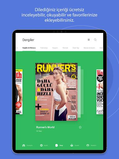Türk Telekom e-dergi screenshot 9