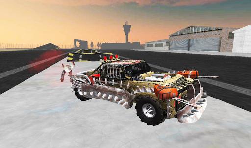 Zombie Killer Truck Driving 3D