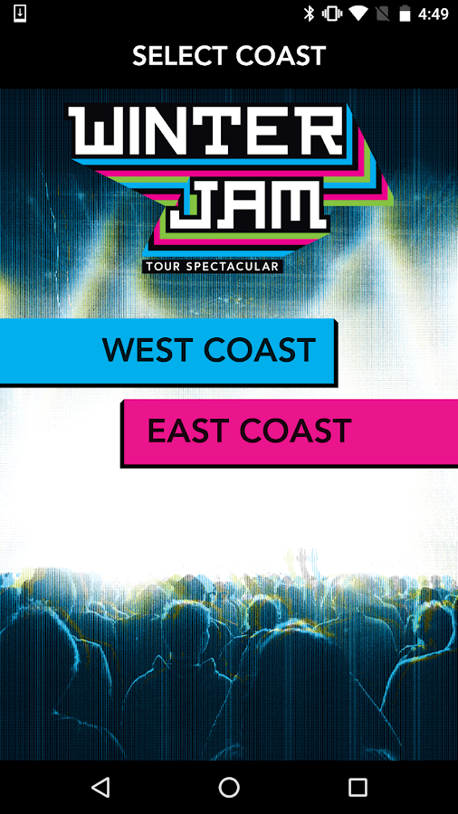 Winter Jam- screenshot