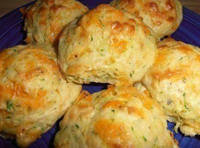 Zucchini Biscuits Recipe