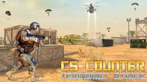 CS - Counter Terrorist Strike screenshot 1