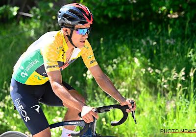 Carapaz houdt stand in koninginnenrit en wint met klein verschil Ronde van Zwitserland, sterke thuisrijder wint slotrit