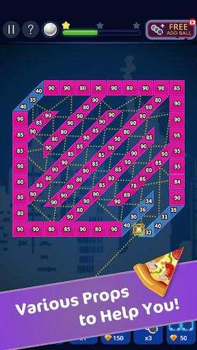 Bricks VS Balls - Casual brick crusher game screenshots 8