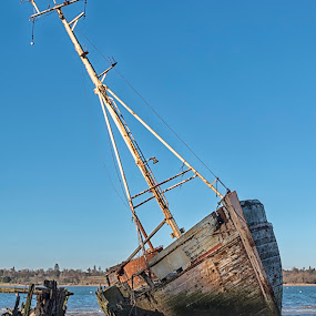 by David Feuerhelm - Transportation Boats