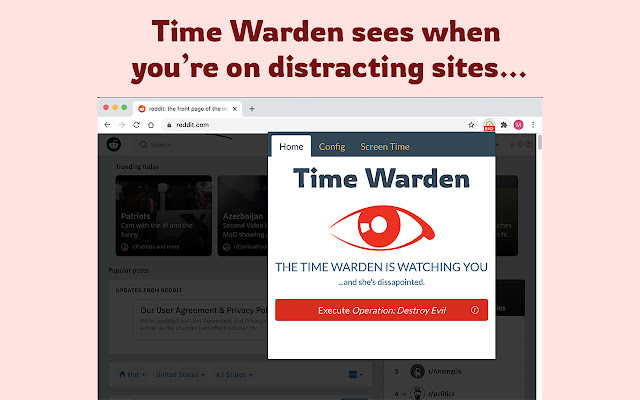 Time Warden