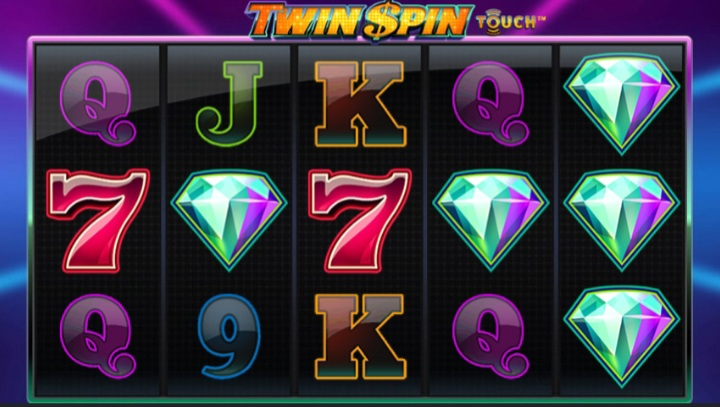 Netent's Twin Spin classic slot game