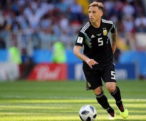 Lucas Biglia pourrait retourner en Argentine