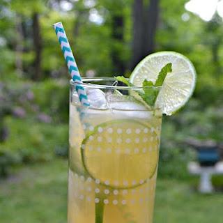 Mojito Iced Tea #IcedTeaDay Recipe