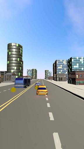 Code Triche Taxi Go - Crazy Driving 3D APK MOD (Astuce) screenshots 5