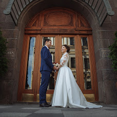 Wedding photographer Andrey Bazanov (andreibazanov). Photo of 01.04.2018