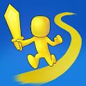 Draw Clash: One Man Army 3D icon